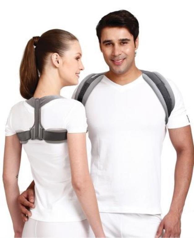 clavicle brace with velcro